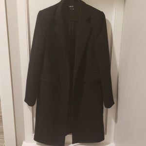 DNKY Black One Button Blazer
